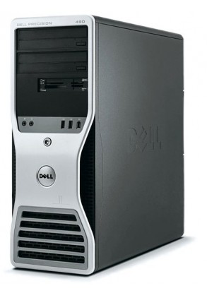 Dell Precision T5500 - Intel® Xeon E5506 - 500GB HDD
