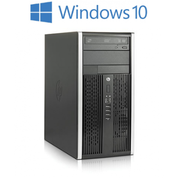HP 8300 Elite MT - i7-3770 W10P