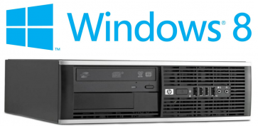 HP 8300 Elite SFF - Core i5-3470 W8P