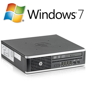 HP 8300 Elite USDT - i5-3470s 120GB SSD W7P