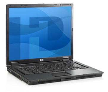 HP NoteBook nc6120 - PM750 W7P