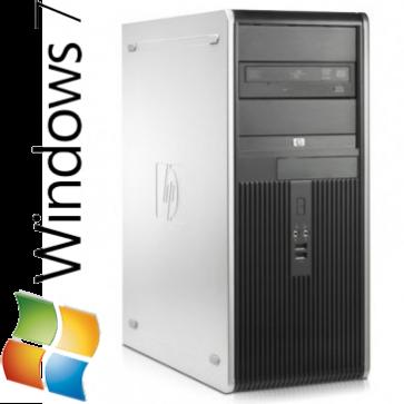 HP DC7900 CMT Tower PC - C2D E8500 W7P