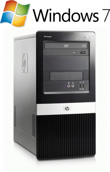 HP dx2420 MT - D-C E5300 W7P