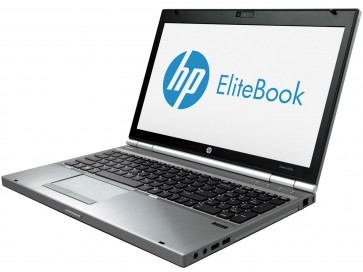 HP EliteBook 8570p - i7-3520M 240GB SSD W10P