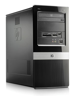 HP Pro 3010 MT - E5300 W7P