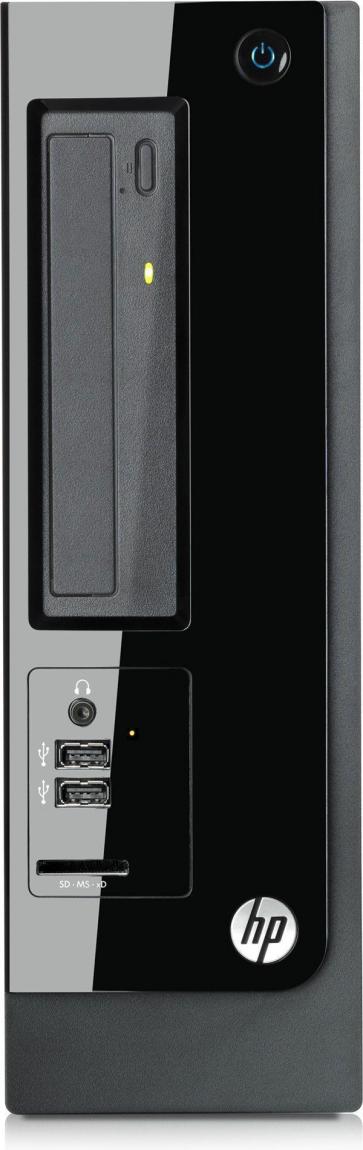 HP Pro 3300 SFF Mini PC - G840 W7P