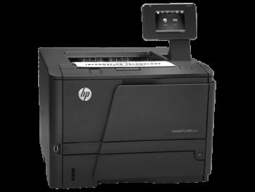 HP Laserjet PRO 400 - M401dn (printers zijn niet ingepakt en worden niet verstuurd, kunnen opgehaald worden