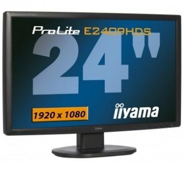 Iiyama ProLite E2409HDS - 24 inch monitor