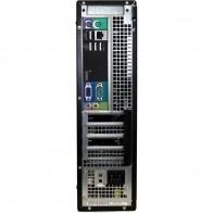 Dell Optiplex 990 DT - i3-2100 240GB SSD W7P