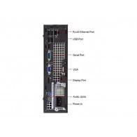 Dell Optiplex 790 USFF - i3-2100 - 4GB - 240GB SSD - W10P