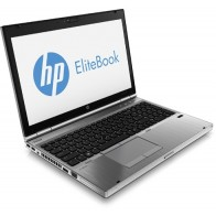 HP EliteBook 8570p - i7-3520M 240GB SSD W10P