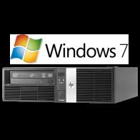 HP RP5800 SFF G850 W7P - RetailSysteem