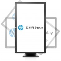 HP Z23i - LED monitor - 23 inch