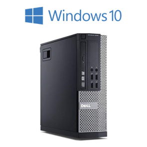 Dell OptiPlex 7010 SFF - i5-3470 - 8GB - 240GB SSD - W10P