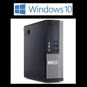 Dell OptiPlex 7010 SFF - i5-3470 - 6GB - 240GB SSD - W10P