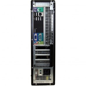 Dell Optiplex 990 DT - i3-2100 240GB SSD W7P