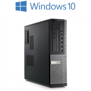 Dell Optiplex 790 DT - i3-2120 - 4GB - 500GB HDD - W10P
