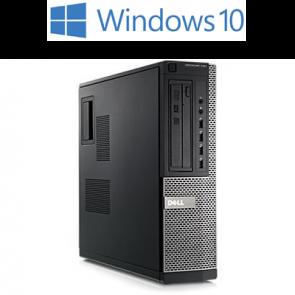 Dell Optiplex 790 DT - i3-2120 - 4GB - 250GB HDD - W10P