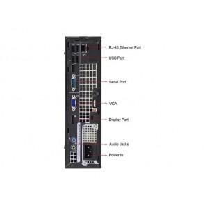 Dell Optiplex 790 USFF - i3-2100s W7P