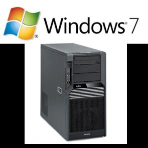 Fujitsu Celsius M470 Workstation - Xeon E5504 W7P