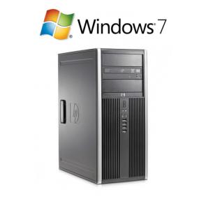 HP 8000 Elite CMT - E8400 W7P