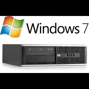 HP 8000 Elite SFF - E8400 W7P