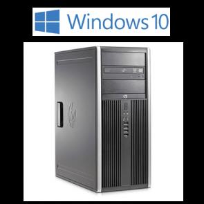 HP 8200 Elite CMT - i5-2400 W10P