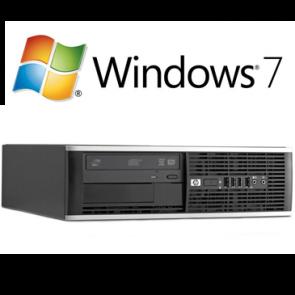 HP 8200 Elite SFF - i5-2400 W7P