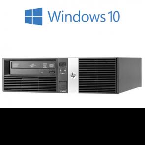 HP RP5800 SFF - G850 - 4GB RAM - 320GB HDD - W10P
