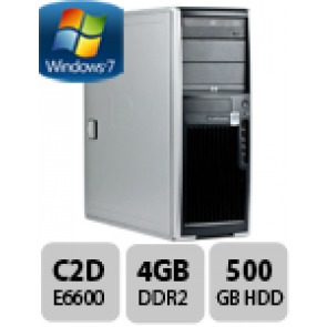 HP xw4400 Workstation - E6600 W7P