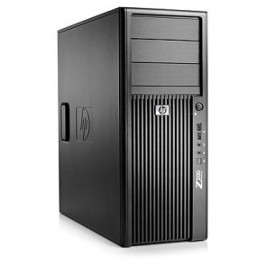 HP Z200 Workstation CMT - i5-660 240GB SSD W10P