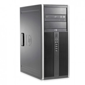 HP 8000 Elite CMT - Core2Duo E8500 - 4GB - 500GB HDD - Windows 10 Pro