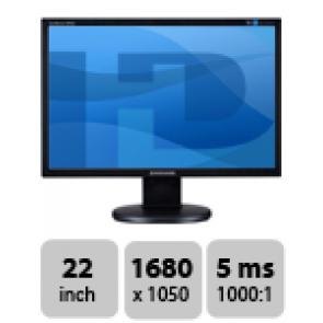 Samsung SyncMaster 2243NW - 22 inch