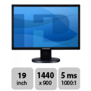 Samsung SyncMaster 943B - 19 inch TFT Monitor
