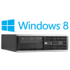 HP 8300 Elite SFF - Core i3-3220 W8P